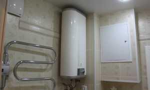 Самая частая поломка водонагревателя