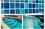 Плитка и мозаика для бассейна: тонкости выбора