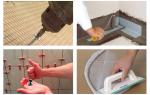 Укладка плитки на стены и пол: технология процесса