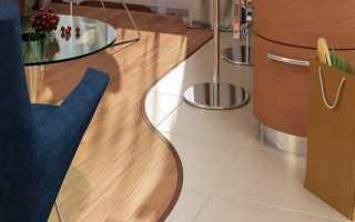 Плитка или ламинат на кухне: что лучше?