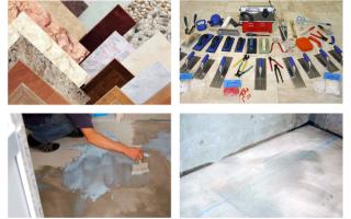 Плиточные работы: технология отделки кафелем своими руками