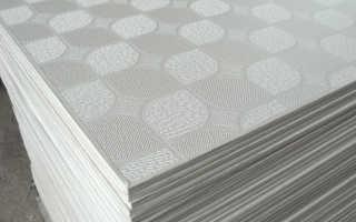 Как рассчитать количество потолочной плитки: инструкция