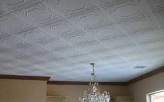 Как правильно клеить потолочную плитку: выбор, подготовка, способы