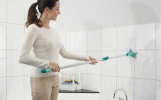 Как отмыть плитку после ремонта: способы и средства