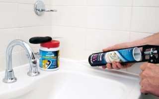 Чем заделать шов между ванной и плиткой: 5 способов