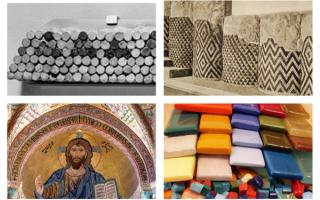 Древняя мозаика: от Венеции до Византии