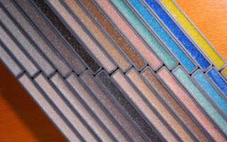 Затирка для плитки: как подобрать цвет (фото и советы)