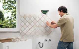 Как положить плитку на кухне своими руками: опыт мастера