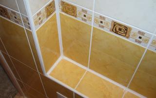 Как спрятать трубы в ванной под плитку: пошаговый монтаж