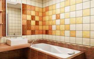 Выбор плитки в ванную комнату – лучшие советы от практиков