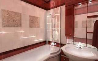 Дизайн маленькой ванной комнаты без туалета фото-идеи