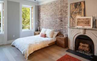 Клинкерная плитка в интерьере: примеры внутренней отделки стен