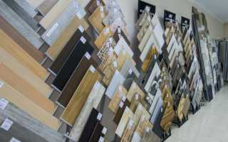 Состав и технические характеристики керамической плитки