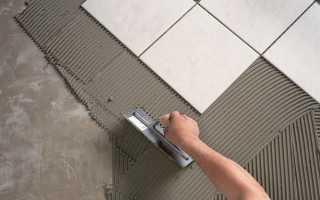 Укладка плитки на пол по диагонали: подробная инструкция