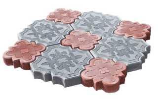 Состав бетона для тротуарной плитки: рецепт и пропорции