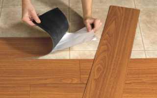 ПВХ плитка или линолеум: что лучше?