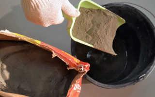 Как развести клей для плитки: приготовление своими руками