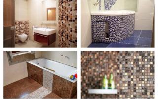 Мозаика для ванной комнаты: выбираем грамотно с экспертом