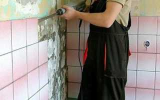 Выравнивание стен в ванной — подробно о каждом варианте