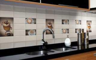Как выбрать плитку для кухонного фартука: советы
