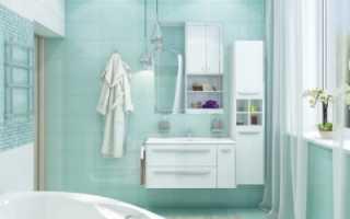 Выбираем дизайн ванной с окном — фото отличных идей