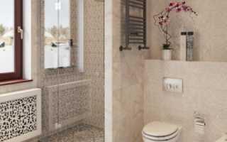 Оригинальные идеи и фото дизайнов ванной комнаты с окном