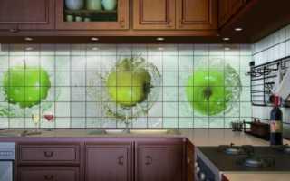 Как класть плитку на кухне без проблем