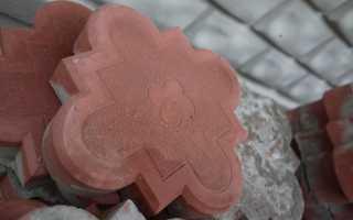 Состав раствора для тротуарной плитки: пропорции смеси