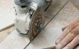 Чем резать кафельную плитку: выясняем у профессионалов