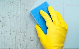 Чем помыть плитку в ванной чтобы блестела и как