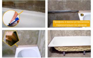 Укладка плитки в ванной своими руками: секреты экспертов