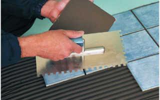 Укладка плитки в коридоре и выбор