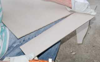 Как резать плитку без плиткореза: способы и нюансы