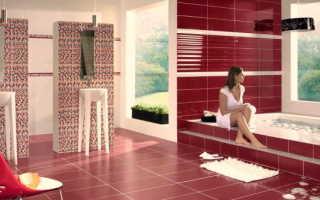 Как выбрать кафельную плитку для ванной