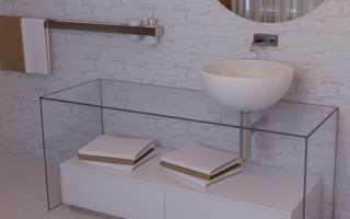 Дизайн: альпийский стиль ванной комнаты