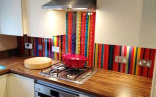 Чем заменить плитку на кухне: альтернатива кафелю для пола и фартука (рабочей стены)