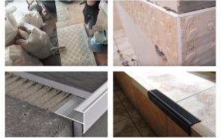 Уголки для плитки: что это такое и для чего они нужны