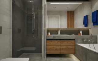Дизайн: бетон как основа для декора