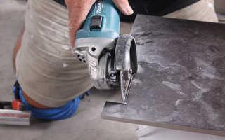 Как отрезать кафельную плитку: основные способы и инструменты