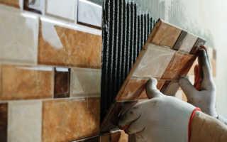 Расход клея для плитки на 1м2: расчет нормы для популярных марок