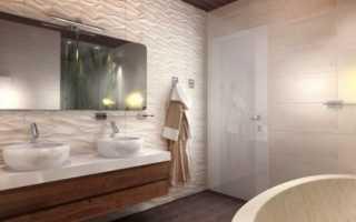 Фантастическое «пляжное» оформление вашей ванной
