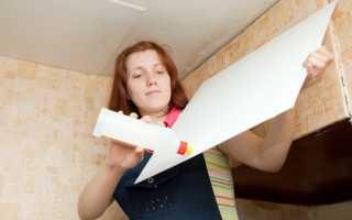 Клей для потолочной плитки: какой лучше выбрать