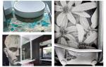 Сочетание мозайки и плитки в ванной: рекомендации эксперта