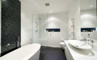 Укладка кафеля в ванной своими руками: правила и нюансы