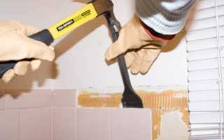 Укладка плитки на стены в ванной — советы мастеров