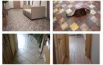 Напольная плитка в коридоре: особенности укладки и выбора