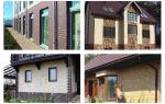 Клинкерная плитка для фасада: особенности и укладка