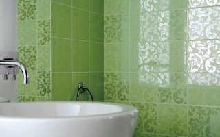 Как подобрать плитку в ванную комнату: советы и рекомендации