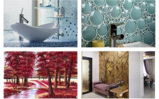 Топ 7 видов необычной мозаики: интересные варианты для вас