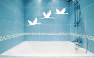 Как кладут плитку в ванной профессионалы